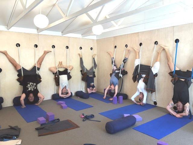 Iyengar Yoga Retreats Yogajo
